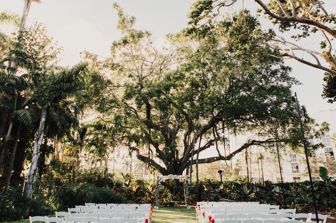Miami beach botanical gardens wedding elopement - Miami beach botanical garden wedding ...
