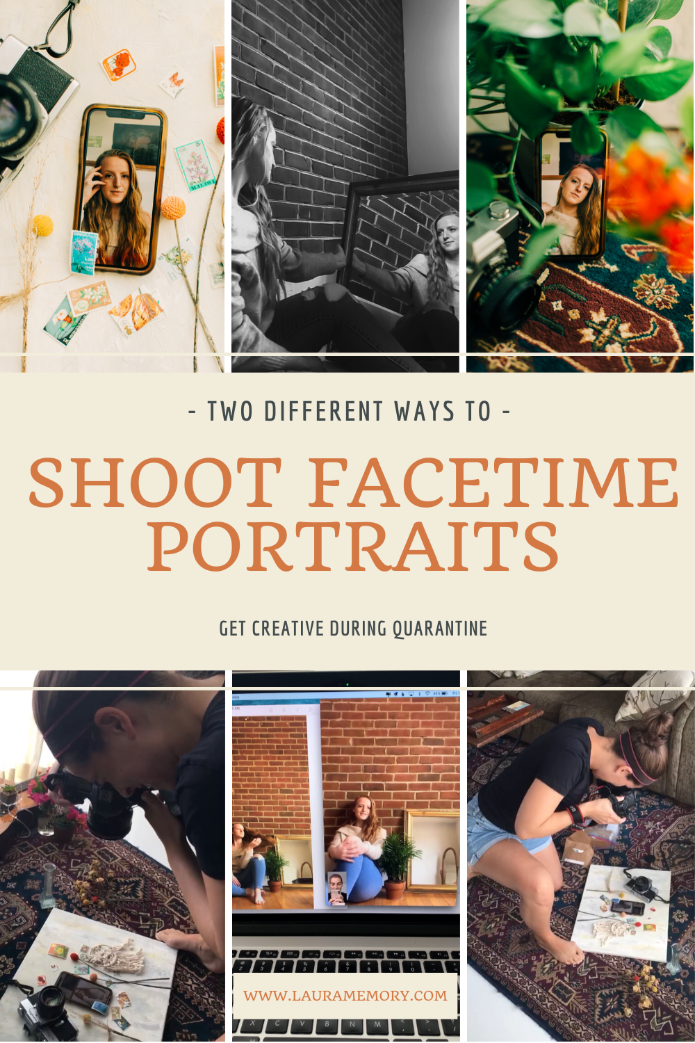 How to shoot FaceTime portraits - How to do a FaceTime Photoshoot- Raleigh wedding photographer - Miami wedding photographer