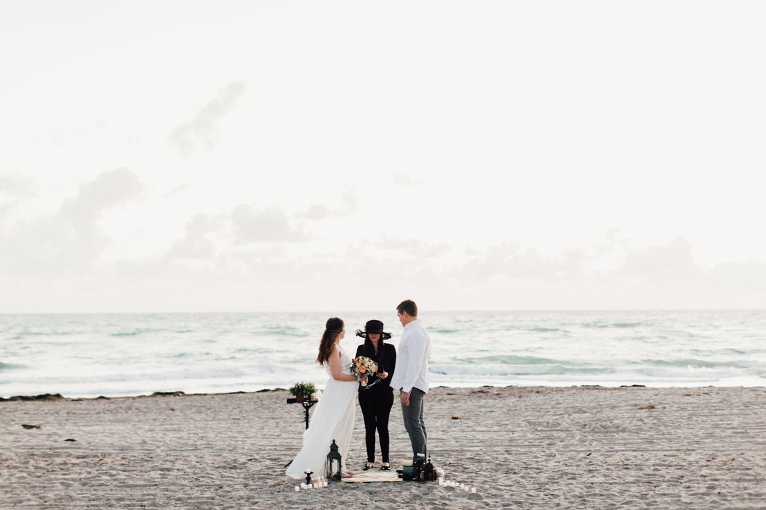 Miami South Beach Intimate Elopement Destination Travel Adventure Wedding Photographer Videographer Serving Fort Lauderdale C Gables