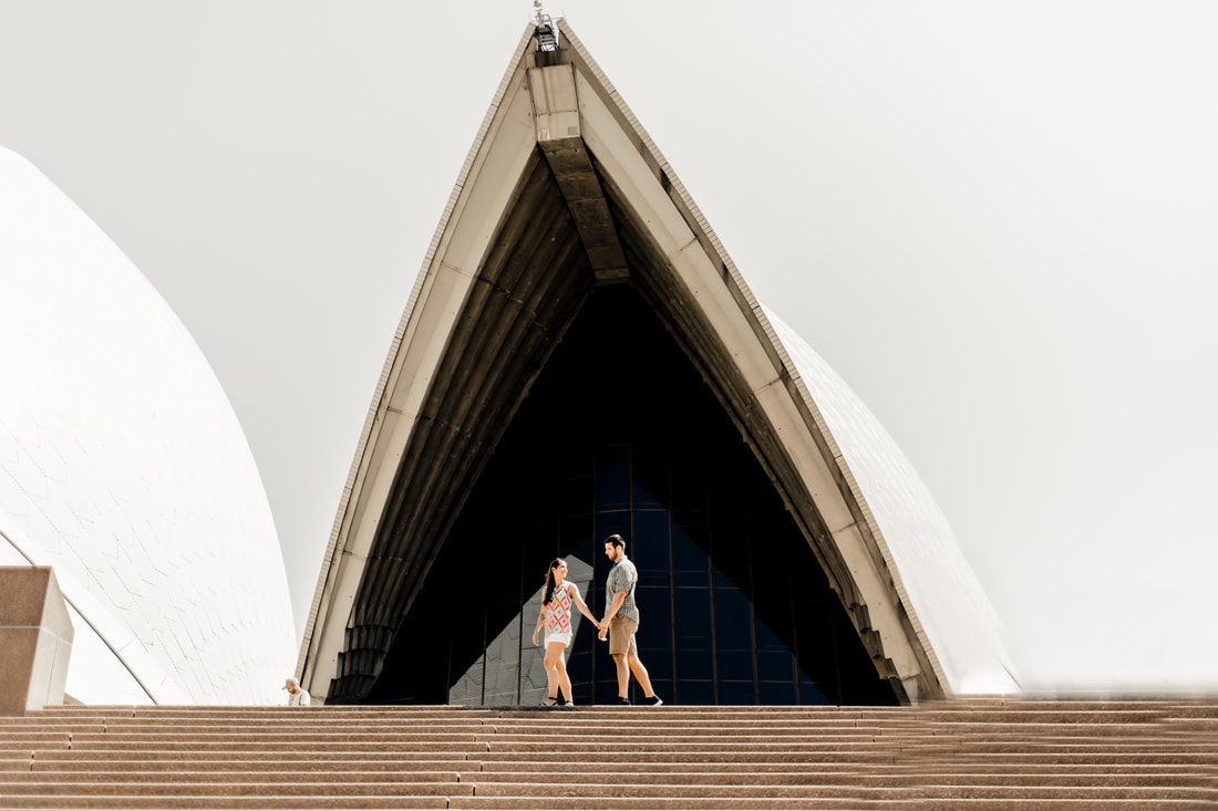 Sydney Australia Engagement - Miami Wedding Photographer