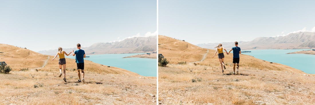 Lake Tekapo Engagement - Miami Wedding Photographer