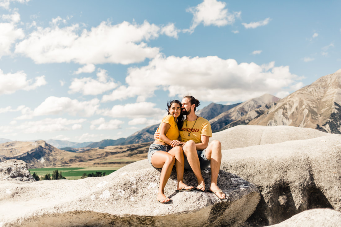 Miami Wedding Photographer Castle Hill New Zealand Destination Engagement