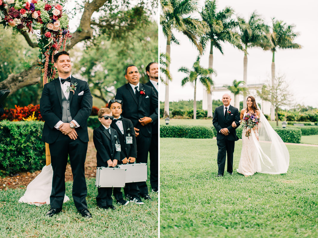 First Look on Wedding Day. Top reasons to do a first look on wedding day. Why you should do a first look. First look vs. traditional look.