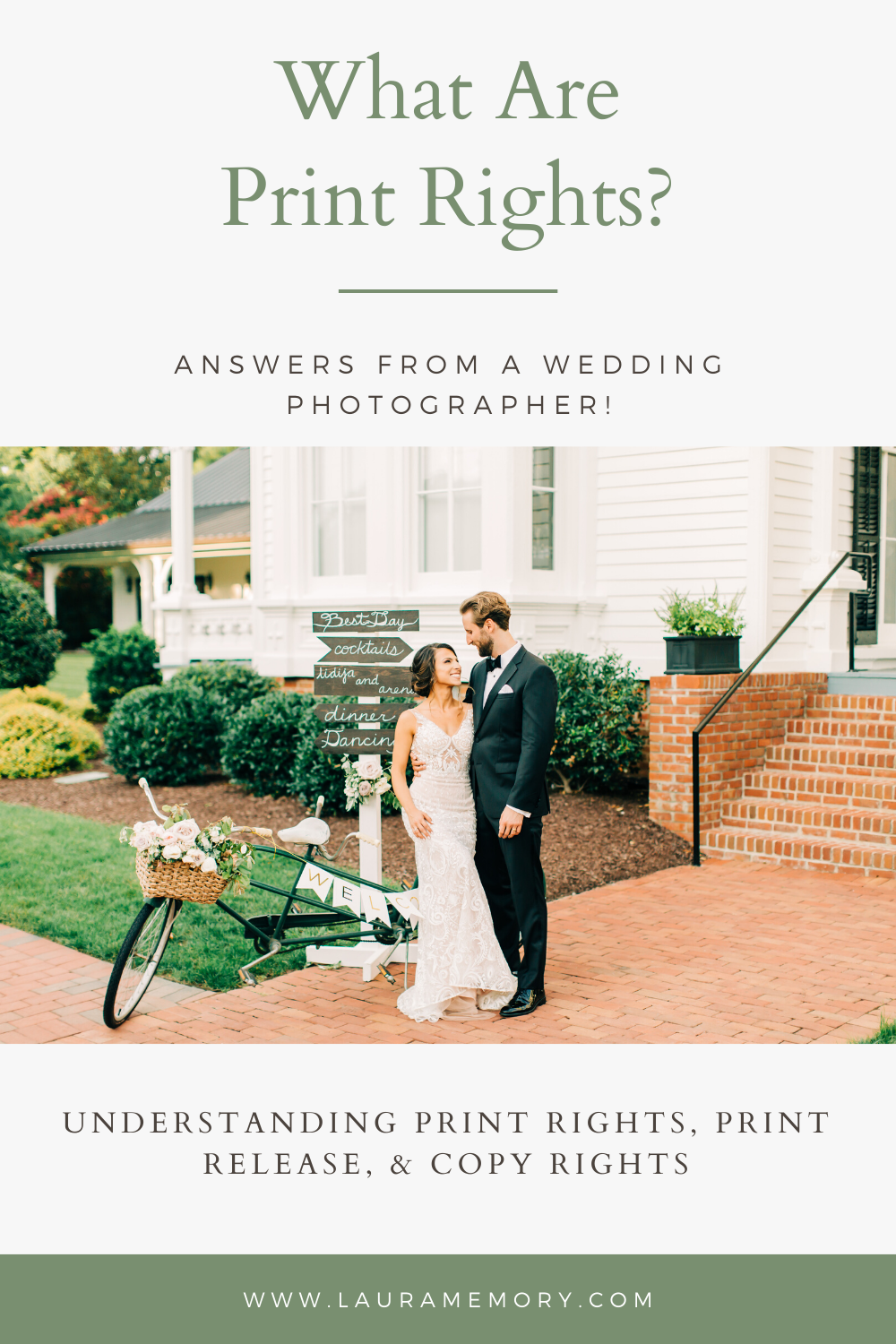 Raleigh Wedding Photographer What Are Print Rights Questions To Ask Your Wedding Photographer